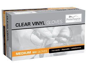 MEDIUM GLOVE VINYL x 100 (10)
