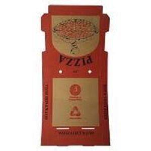 12in PIZZA CARTON FRESH PRINT x 100