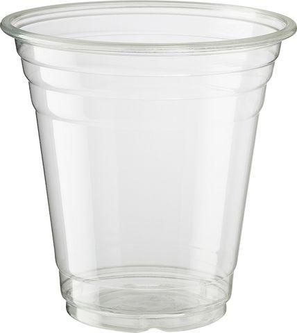 14oz PLASTIC CUP CLEAR CAWAY (400ml) x 50 (20)
