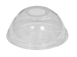 14,16,20,24oz DOME LID CLEAR PLASTIC HONOR x 50 (20)