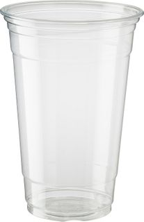 24oz CLEAR  RPET CUP FUTURE FRIENDLY x 50 (12)