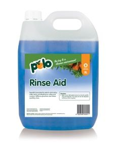 RINSE AID DISHWASHER POLO x 5lt (4)