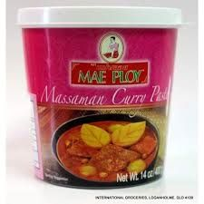 MAEPLOY MASSAMAN CURRY PASTE x 1kg