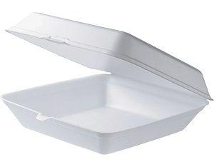 EPS06 FOAM CLAM DINNER PACK (IK-FC17)  x 200
