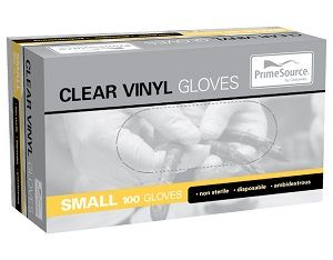 SMALL GLOVE VINYL x 100 (10)