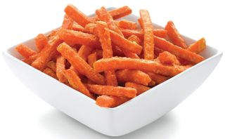 SWEET POTATO CHIPS EDGELL x 1.5kg (6)