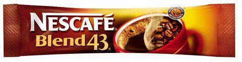 1000 NESCAFE BLEND 43 COFFEE PORTION