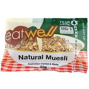 TOASTED MUESLI PC UNCLE TOBYS 50x40g
