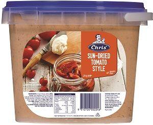 SUNDRIED TOMATO DIP CHRIS x 1kg