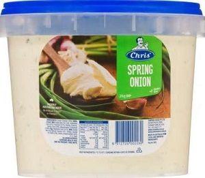 SPRING ONION DIP CHRIS x 1kg