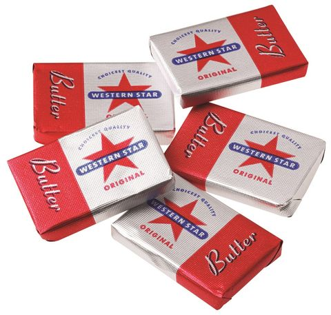 WEST STAR BUTTER PORTION 7g GFREE x 200 (6)