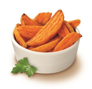 SWEET POTATO WEDGES MR CHIP SUNGLAZE x 2kg (6)