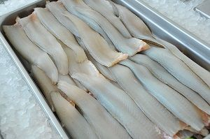 KING GEORGE WHITING  M/L SOUTH AUSTRALIA x 1kg (10)