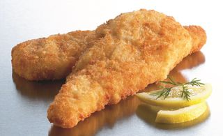 110g CRUMBED CAPT CATCH FISH x 24