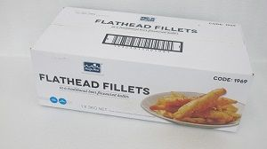 FLATHEAD BEER BATTERED PAC WEST x 3kg