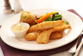 CRISPY BATTERED FLATHEAD FILLETS I&J x 3kg