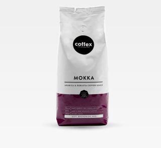 CAFFE MOKKA COFFEE BEANS COFFEX x 1kg (10)