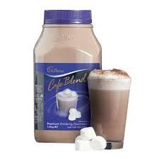 CAFE BLEND HOT CHOCOLATE CADBURY x 1.7kg (6)