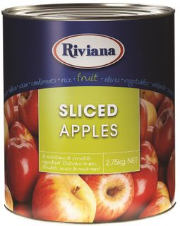 SLICED PIE APPLE RIVIANA x 2.75kg (3)