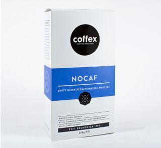 NOCAF ESPRESSO GROUND VP COFFEE x 250g (8)