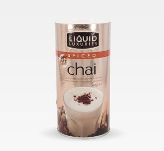 SPICED CHAI SPRINKLERS LIQUID LUXURIES x 350g (6)