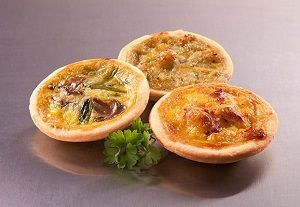 VARIETY PACK 2 PETITE QUICHE CUL SELECT 40g x 72