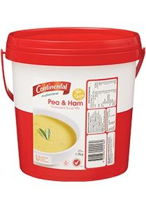 PEA HAM SOUP MIX CONTINENTAL GFREE x 1.9kg (6)
