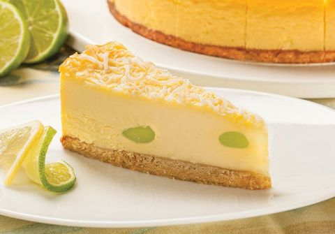 PRE CUT LEMON LIME CHEESECAKE GFREE PRIEST x 16 (2)