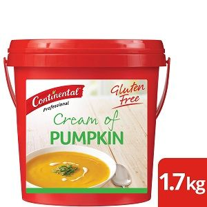 PUMPKIN SOUP MIX GFREE CONTINENTAL x 1.7kg (6)