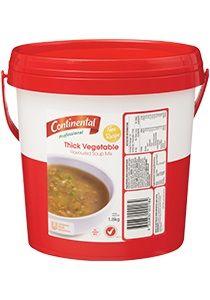 THICK VEGETABLE SOUP MIX CONT x 1.9kg (6)