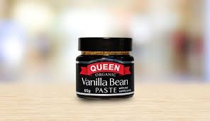 VANILLA BEAN PASTE QUEENS x 65g