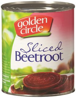 850g BEETROOT SLICED GOLDEN CIRCLE x EA (12)