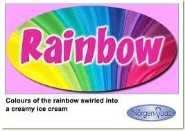 RAINBOW SCOOP NVAAZ x 5lt