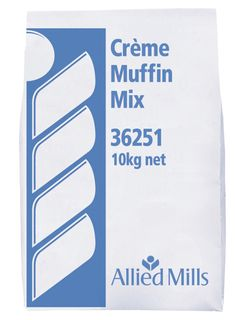 CREME MUFFIN MIX AM x 10kg