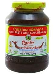 CHILLI PASTE IN SOYA OIL x 500g