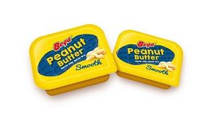 PEANUT BUTTER PORTIONS THE GOOD NUT 50 x 11g (6)