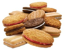 CREAM ASSTD BISCUIT ARNOTTS x 3kg
