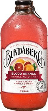BLOOD ORANGE BUNDABERG 12 x 375ml