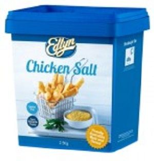 EDLYN CHICKEN SALT GFREE x 2.5kg (2)
