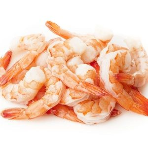 31/40  PRAWN MEAT STEAMED BLUE KING x 700g (10)