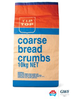 COARSE BREAD CRUMBS TTOP x 10kg
