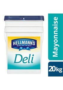20kg HELLMANS DELI MAYONAISE