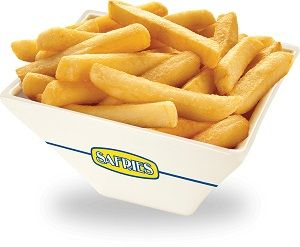 10mm SAFRIES SCUT CHIPS GFREE x 10kg