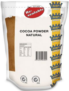 COCOA POWDER TRUMPS x 2kg (4)