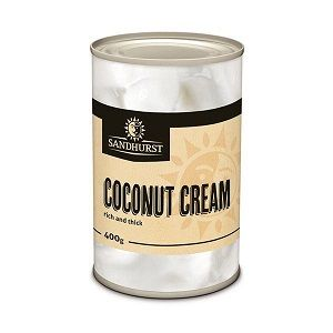 COCONUT CREAM SANDHURSTx 400ml (24)