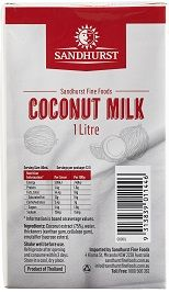 1lt COCONUT MILK SUPREME GFREE (12)
