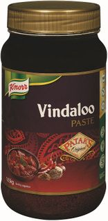 VINDALOO CURRY PASTE PATAKS x 1.05kg (4)
