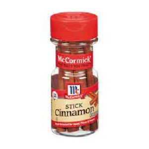 CINNAMON STICKS MCCORMICKx 225g
