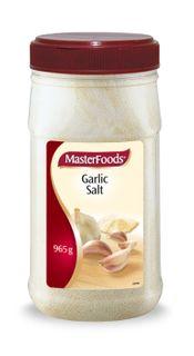 GARLIC SALT MFOOD x 965g (6)