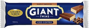ICED COFFEE GIANT TWIN GOLDEN NORTH N GFREE x 24